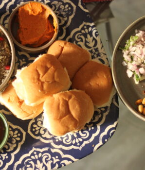 Dabeli for Shubhashri